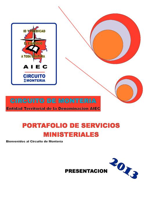 PORTAFOLIO DE SERVICIOS DEL CIRCUITO DE MONTERIA