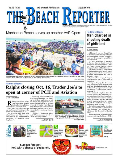 The Beach Reporter | 8-20-15
