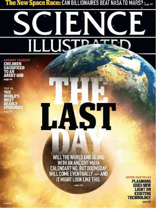 Science Illustrated January 2013
