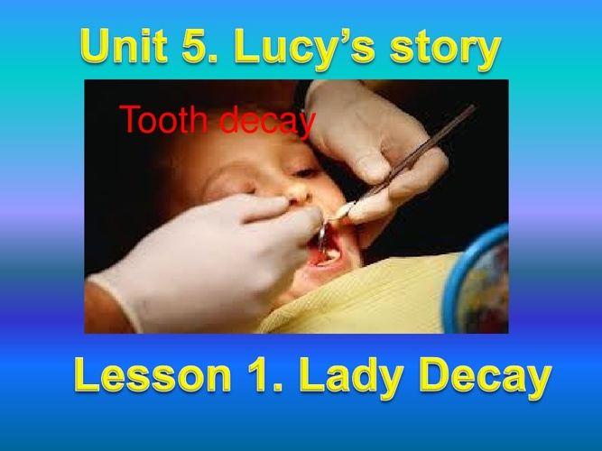 Unit 5. Lucy's story. Lesson 1 - Αντίγραφο