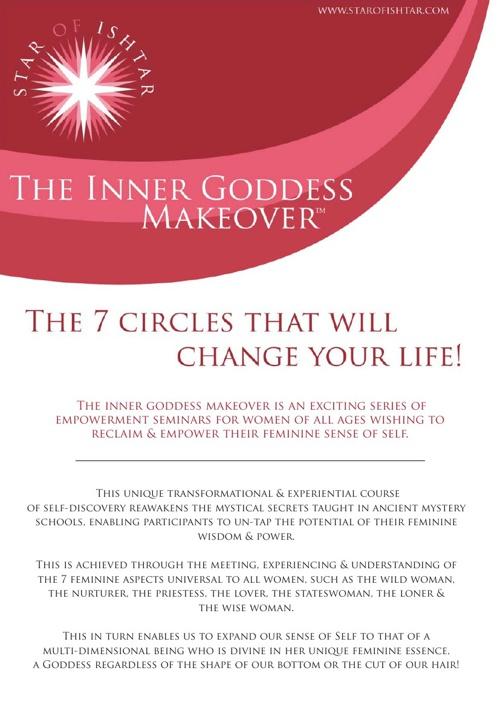 Inner Goddess Makeover 2013