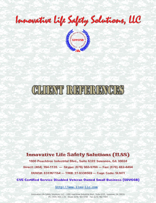 Client Reference Letters