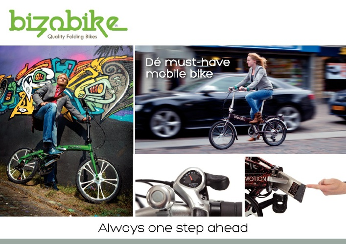 Bizobike Catalogue 2013