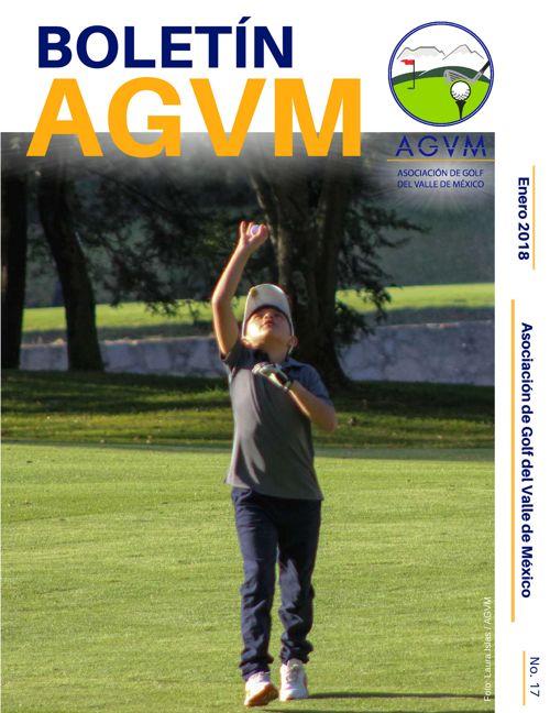Boletín AGVM · No.17 · ENERO 2018