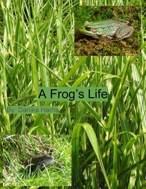 Frog Book- Harris