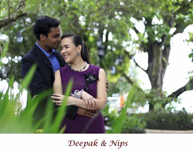 Deepak & Nips Prenup Book
