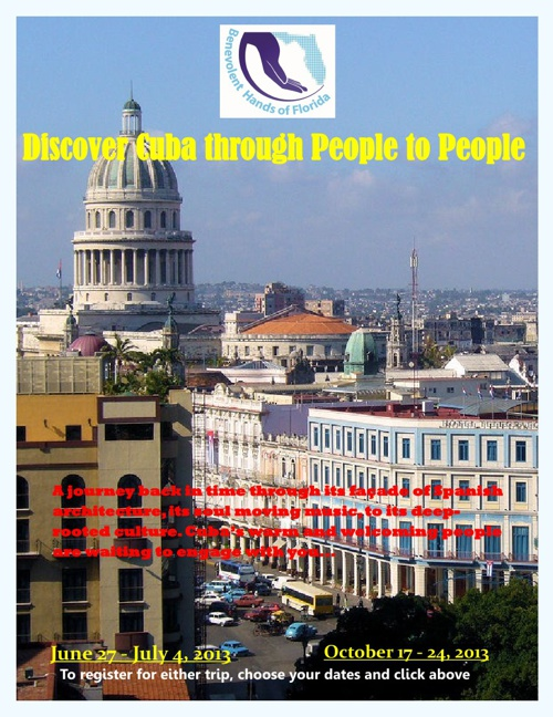 Cuba through People to People