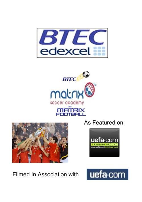 BTEC in Matrix Football
