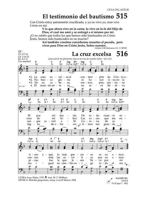 Copy of Celebremos su Gloria, tomo 2
