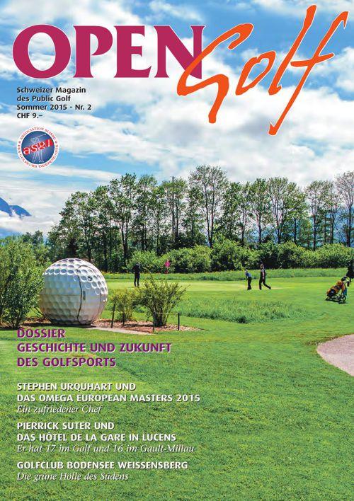 Open Golf - Sommer 2015
