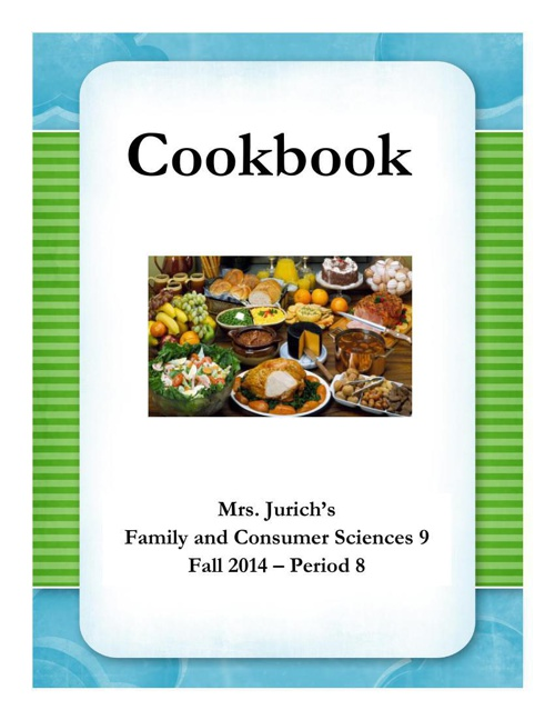 RecipesFall2014