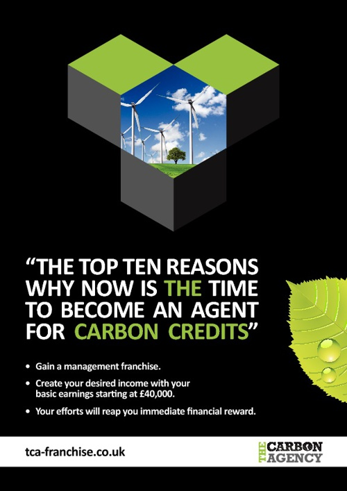 The Carbon Agency franchise