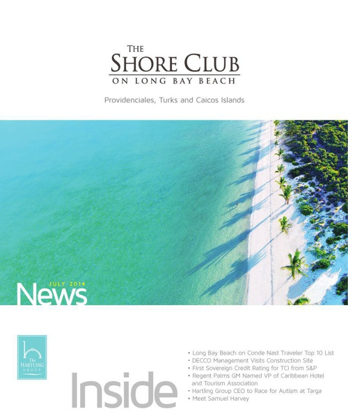 The Shore Club Newsletter | July 2014