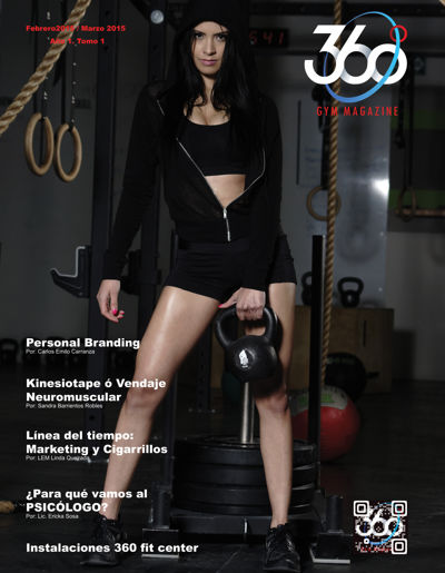 360 Gym Magazine Vol.1