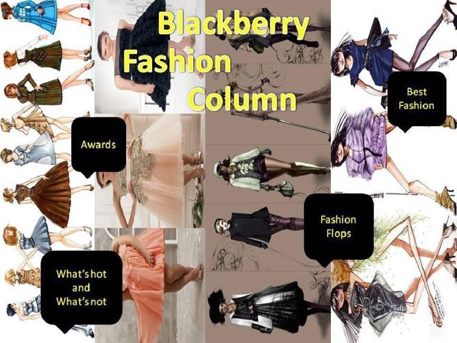 Ms.bberry fashion column