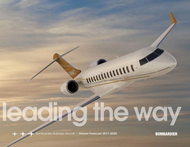 Bombardier Business Aircraft Presentation