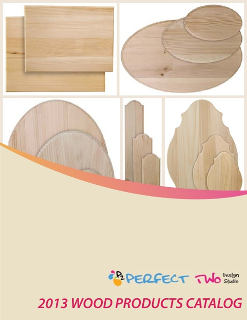 2013 Wood Products Catalog