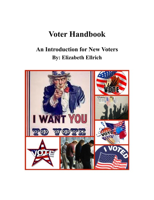 Voter Handbook