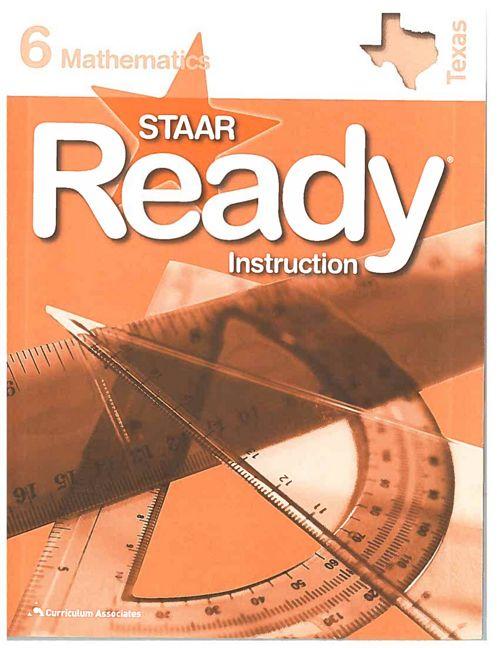 6th Grade Staar Ready Instruction