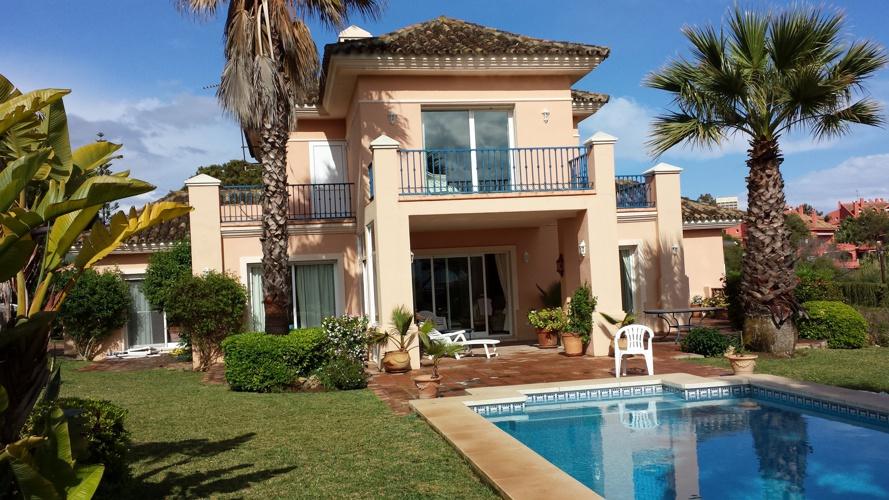 Location villa Marbella