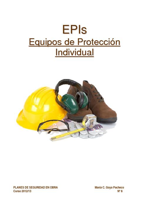 Epis - Equipos de Protección Individual