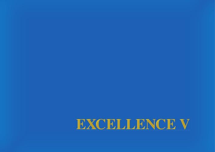 Excellence V