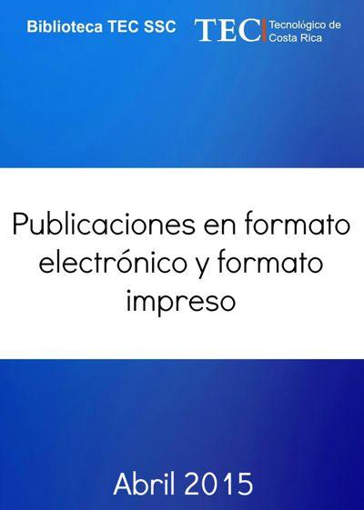 recursos electronicos marzo 2015