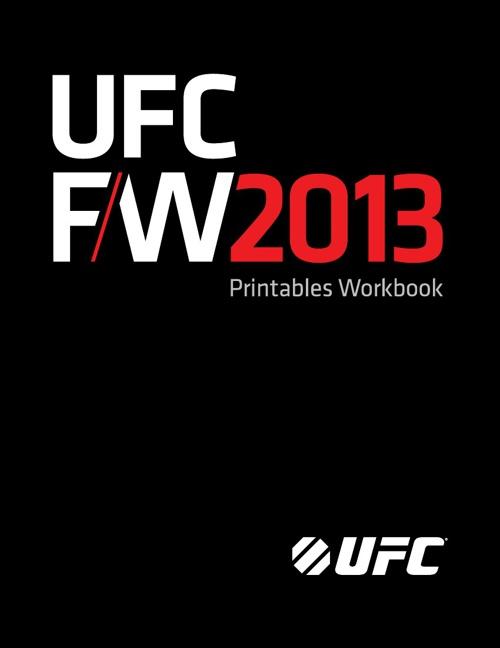 UFC 2013 Workbook