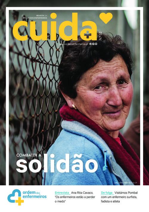 CUIDA - Revista da Ordem dos Enfermeiros - Julho 16