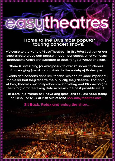 Theatre Show Brochure
