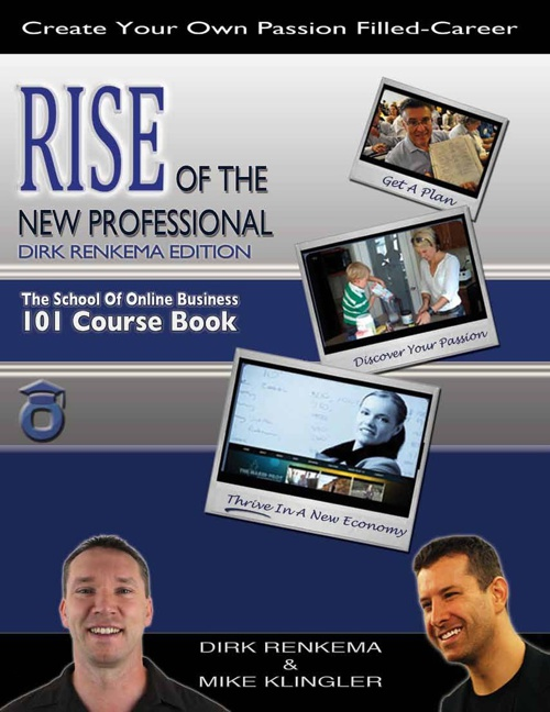 Dirk Renkema Edition: RISE of the New Professional