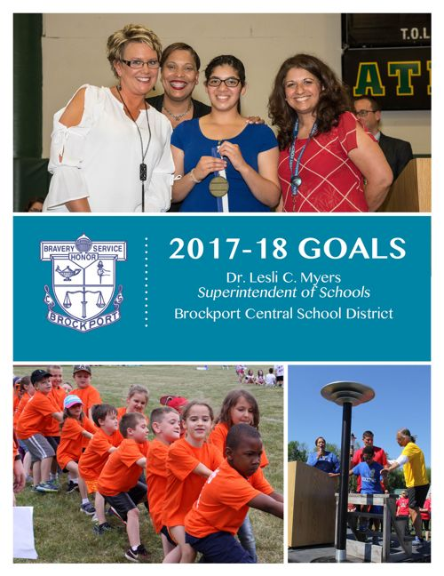 2017-18 Superintendent Goals