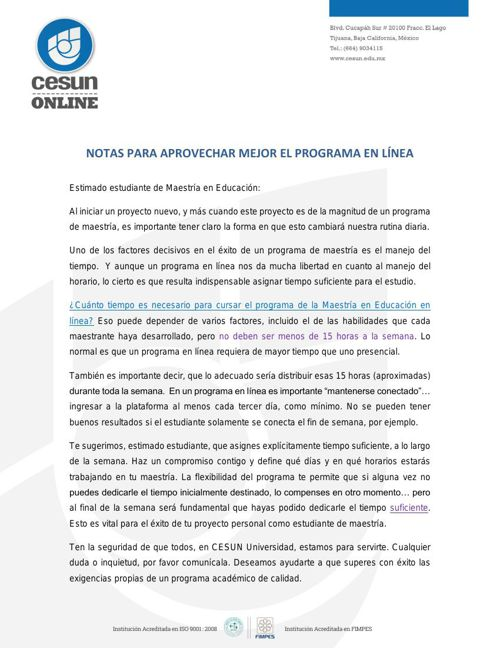 Notas_Programa en línea