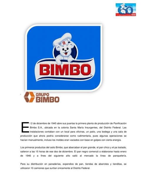 Grupo Bimbo jjtl juan