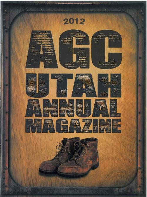 2012 AGC Convention Magazine