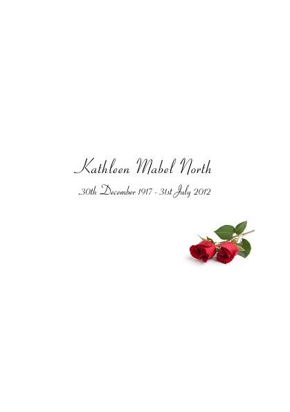 Kathleen North