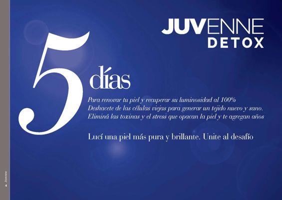 Copy of Catálogo Juvenne Detox - Periodo 4 2016