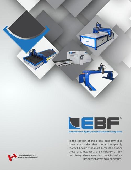EBF CNC - brochure