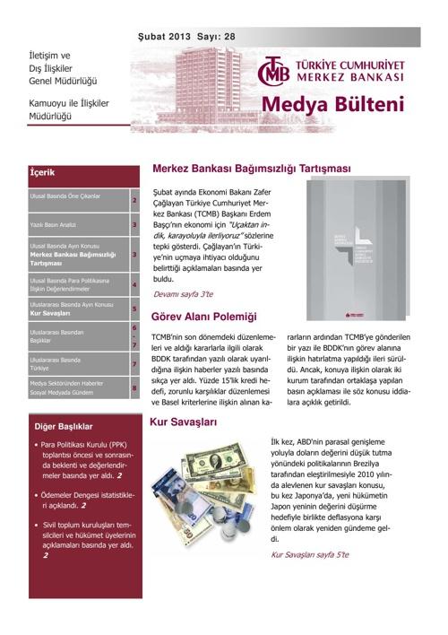 Medya Bulteni
