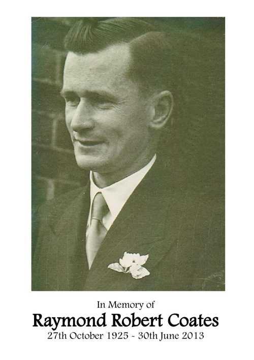 Raymond Coates
