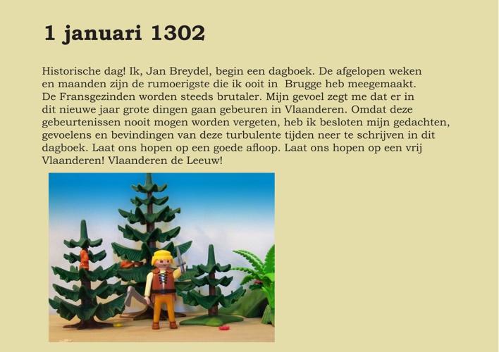 Het dagboek van Jan Breydel