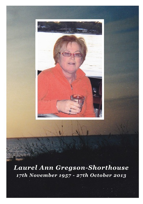 Laurel Ann Gregson-Shorthouse
