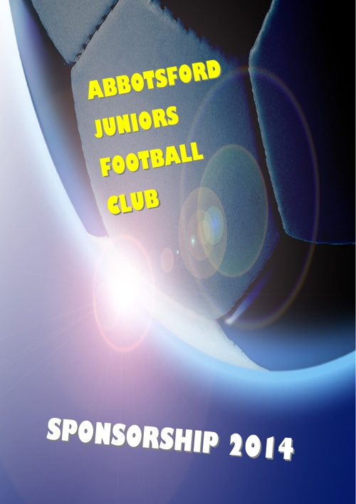 AJFC Sponsorship 2014