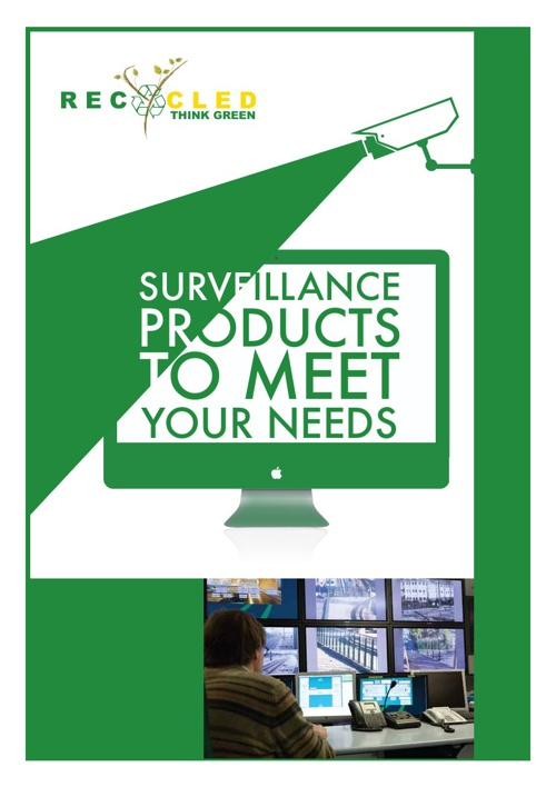 SURVEILLANCE PRODUCTS