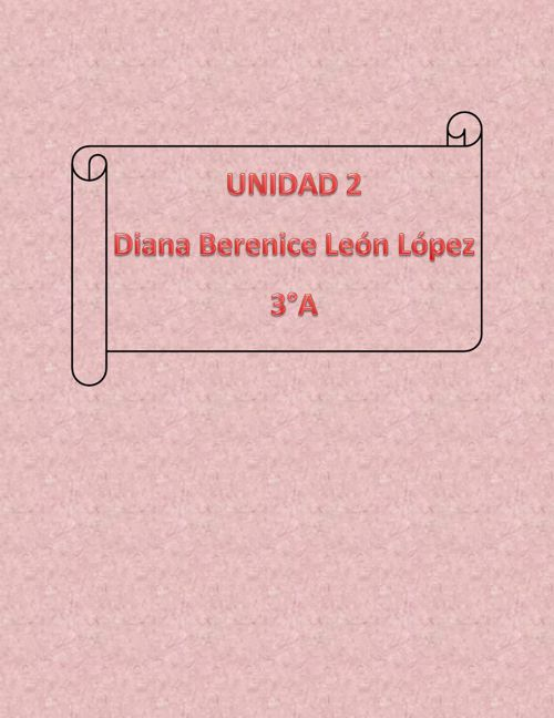 recetario unidad 2 Berenice León