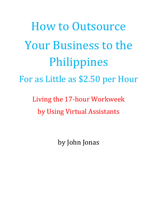 Outsourcing to the Phillipines