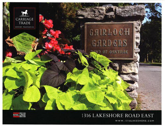 1316 Lakeshore Road East