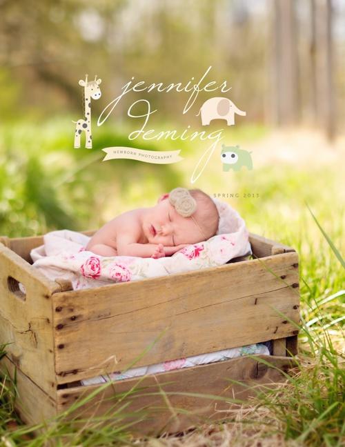 Jennifer Deming Photography Newborn Client Guide