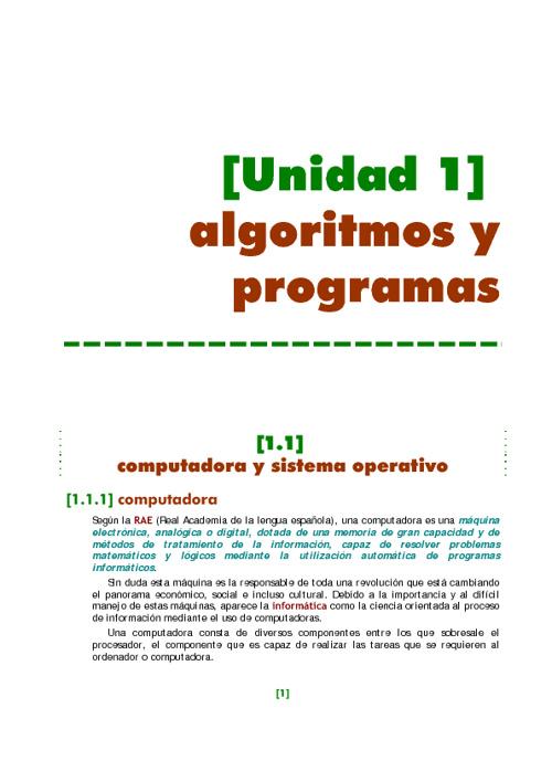 Programación 2005