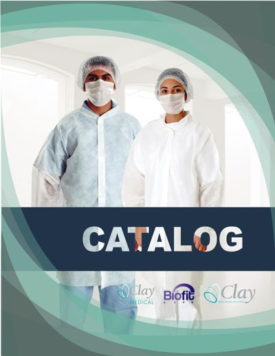 Products catalog Clay S.A.